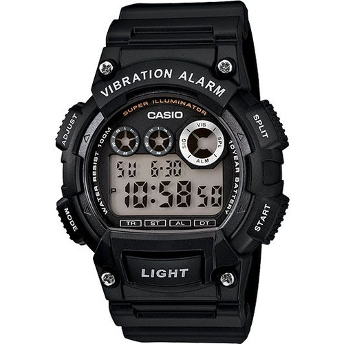 Casio Vibrating Referee Watch - Black