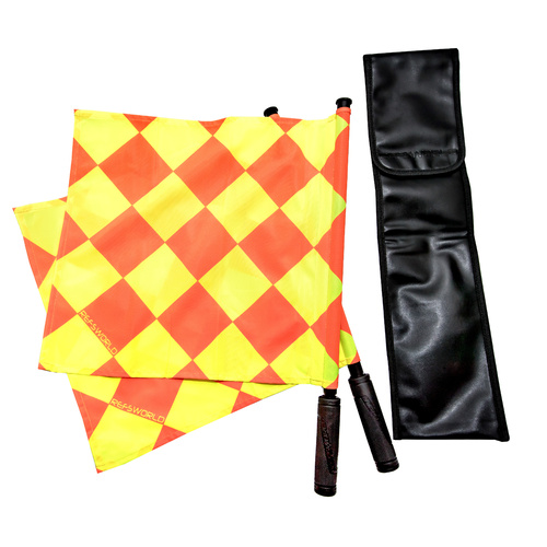 Refsworld Elite Flags with Premium Flag Case