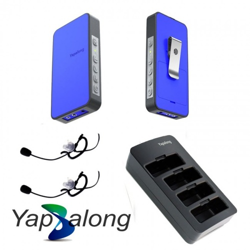 Yapalong 5000 Referee Kit 2 User